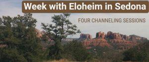 Week with Eloheim in Sedona, AZ