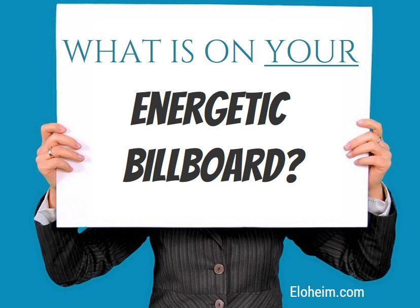 energetic billboard