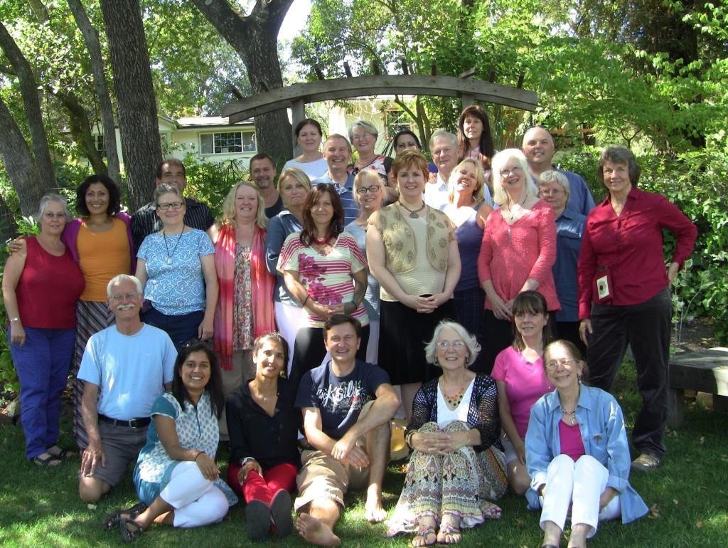 2013 retreat with Eloheim