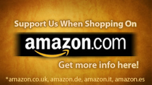 Show Support By Shopping On Amazon