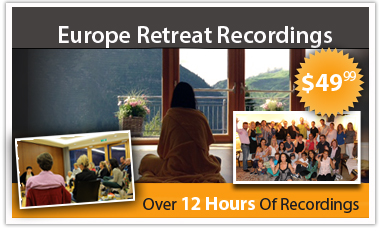 2014 Europe retreat recordings