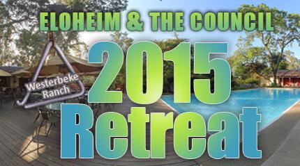 Come to our 4th annual retreat in Sonoma!