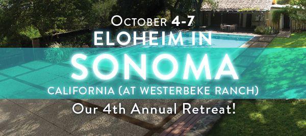 Sonoma Eloheim Retreat 2015