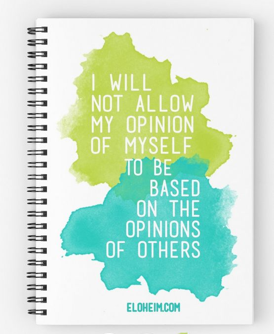 opinion notebook