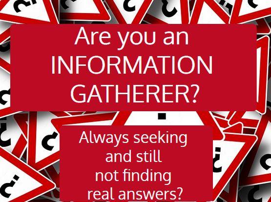 info-gathering