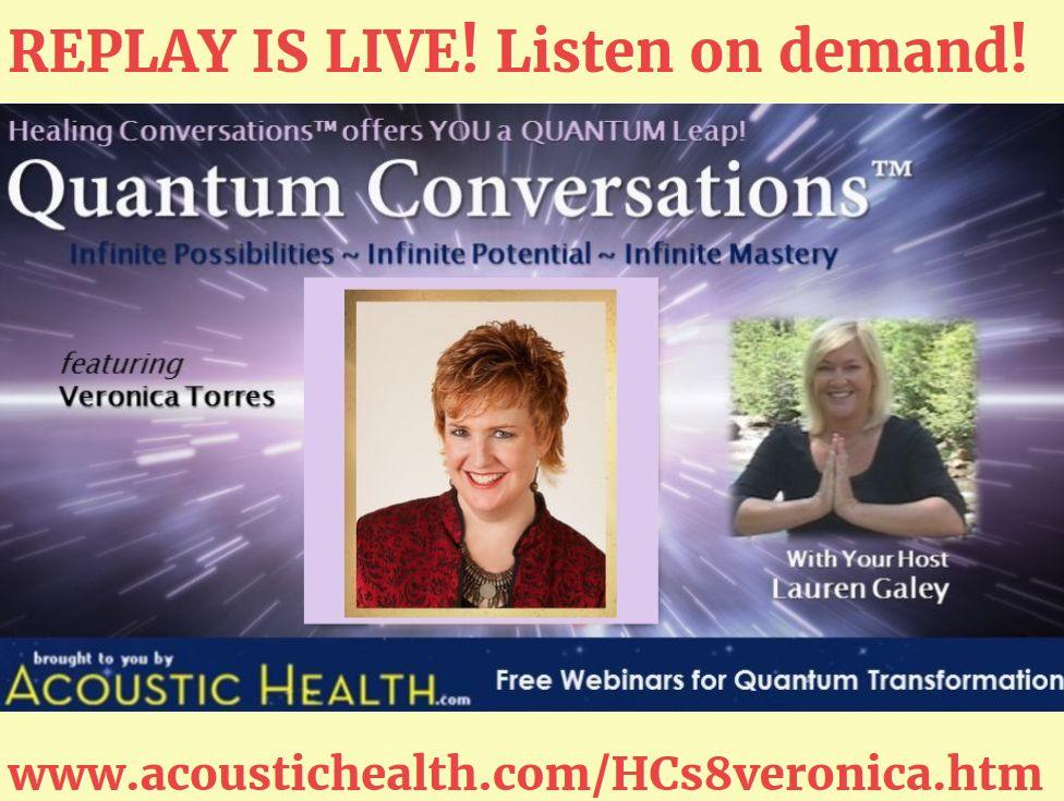 healing conversation replay