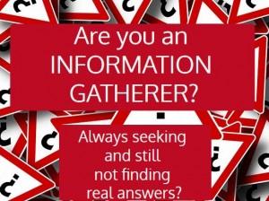 info gathering