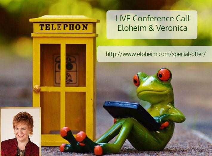 Live Call with Eloheim