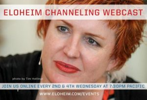Join us for a live channeling session!