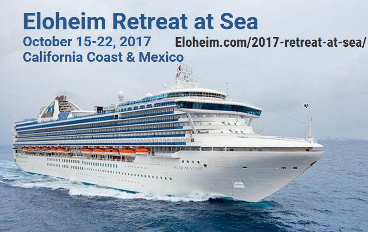 2017 Retreat at Sea!